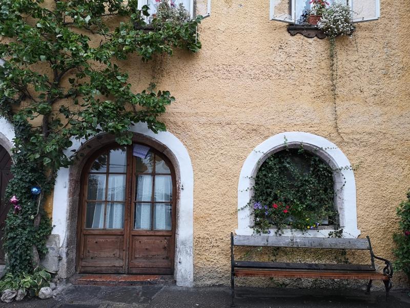 hallstatt0128 Hallstatt-世界最美小鎮 哈斯塔特 陰雨天的朦朧美感