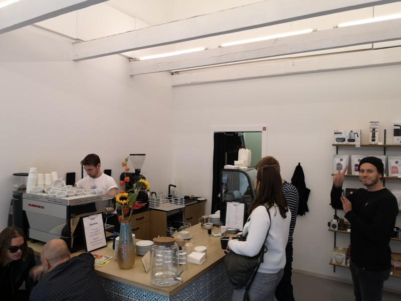 kaffemilk04 Vienna-維也納Kaffemik簡約不起眼鬧中取靜來一杯手沖咖啡