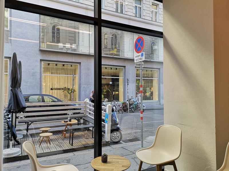 kaffemilk07 Vienna-維也納Kaffemik簡約不起眼鬧中取靜來一杯手沖咖啡