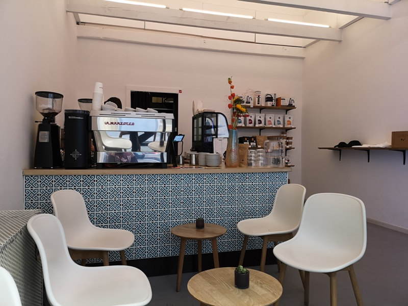 kaffemilk09 Vienna-維也納Kaffemik簡約不起眼鬧中取靜來一杯手沖咖啡