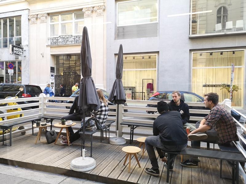 kaffemilk10 Vienna-維也納Kaffemik簡約不起眼鬧中取靜來一杯手沖咖啡