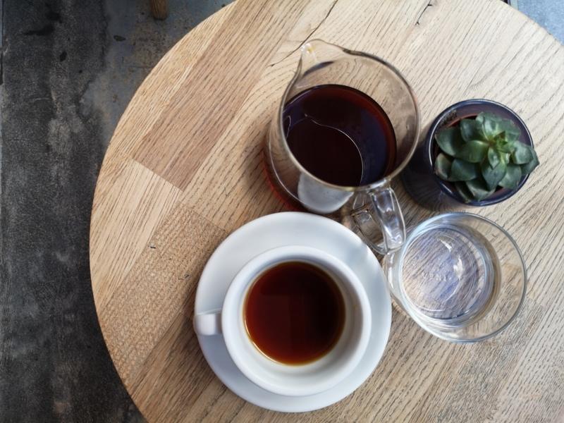 kaffemilk11 Vienna-維也納Kaffemik簡約不起眼鬧中取靜來一杯手沖咖啡