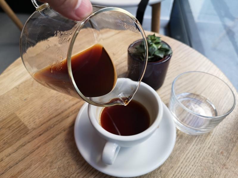 kaffemilk12 Vienna-維也納Kaffemik簡約不起眼鬧中取靜來一杯手沖咖啡