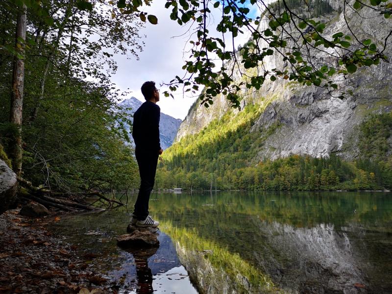 konigssee001 Konigssee-國王湖 好山好水好美麗...人間仙境不誇張