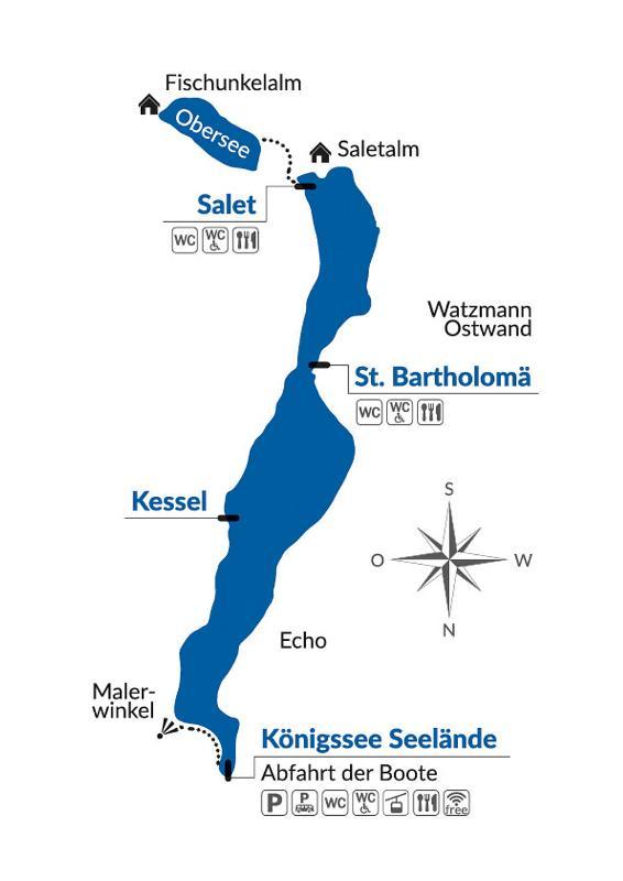 konigssee010 Konigssee-國王湖 好山好水好美麗...人間仙境不誇張