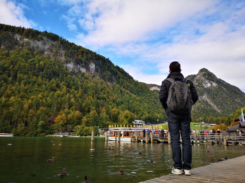 konigssee014 Konigssee-國王湖 好山好水好美麗...人間仙境不誇張