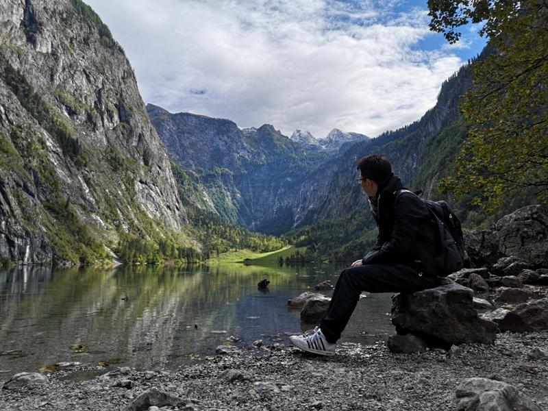 konigssee058 Konigssee-國王湖 好山好水好美麗...人間仙境不誇張