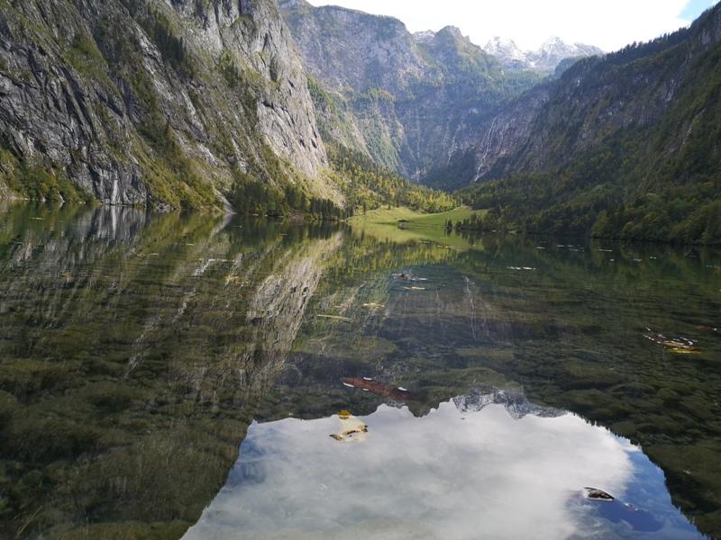 konigssee059 Konigssee-國王湖 好山好水好美麗...人間仙境不誇張