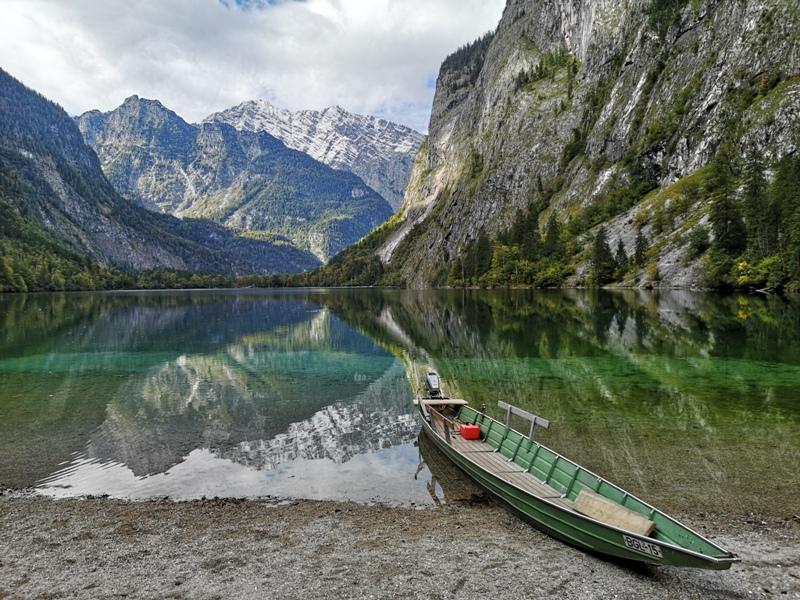 konigssee074 Konigssee-國王湖 好山好水好美麗...人間仙境不誇張