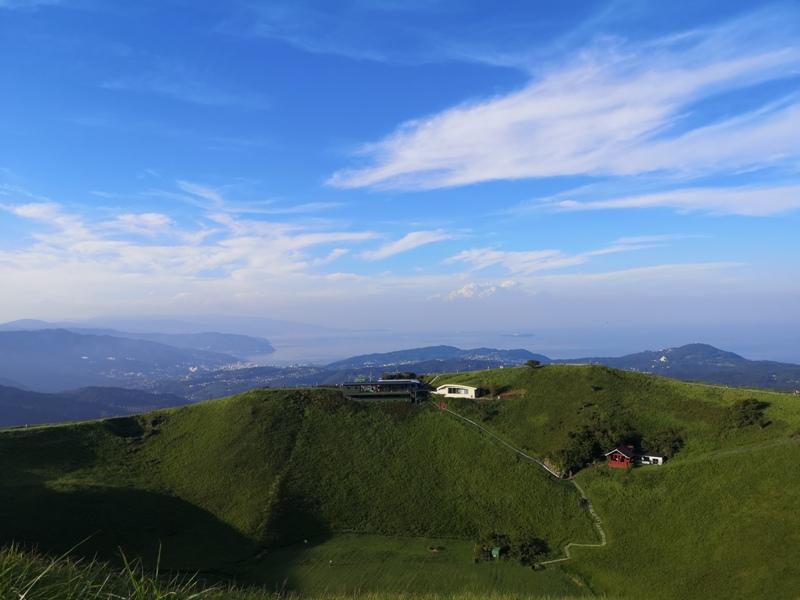 mtomuro00115 Izu-輕鬆愜意 與眾不同的火山口輕鬆逛 超美大室山