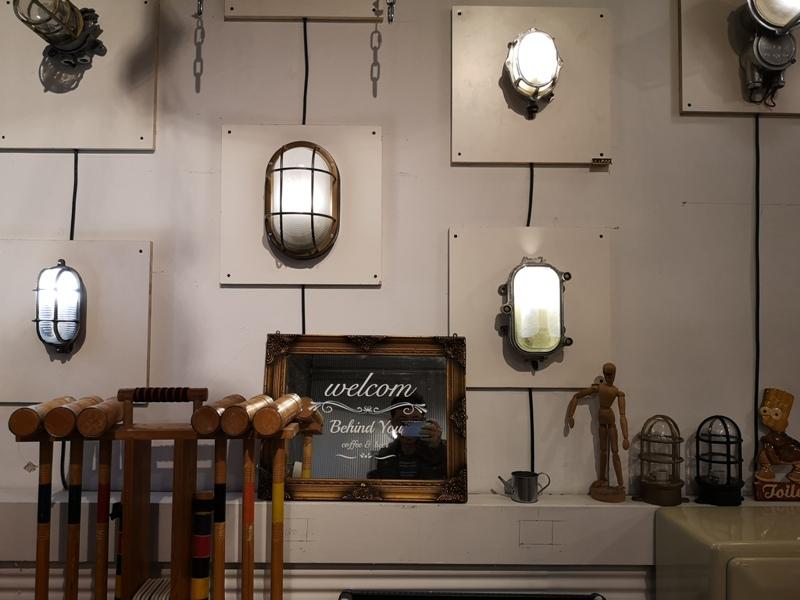 behindyou04 文山-你後面咖啡 躲在公寓中的咖啡館之木柵變好多