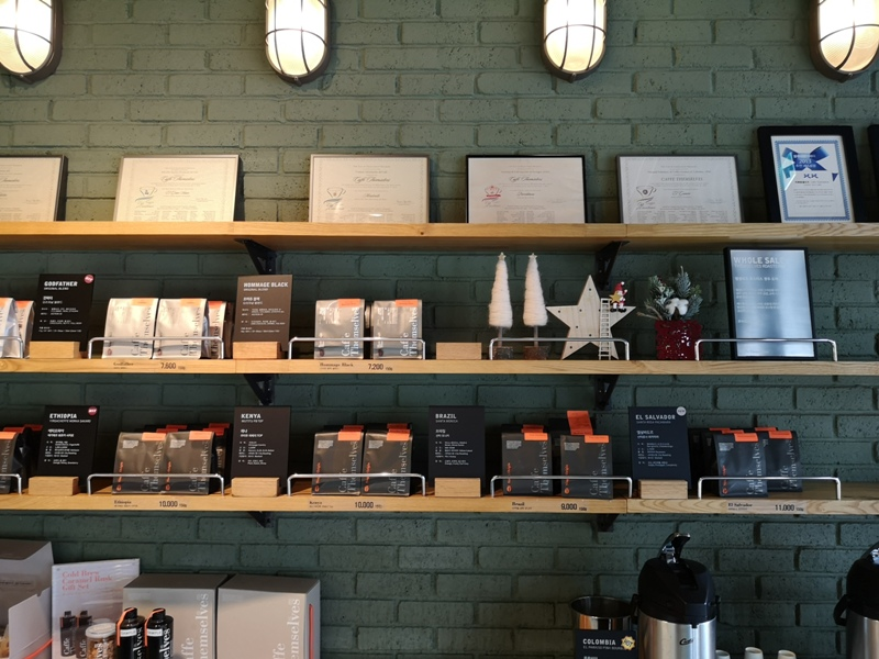 caffethemselves08 Seoul-Caffe Themselves首爾自家烘焙得獎名店