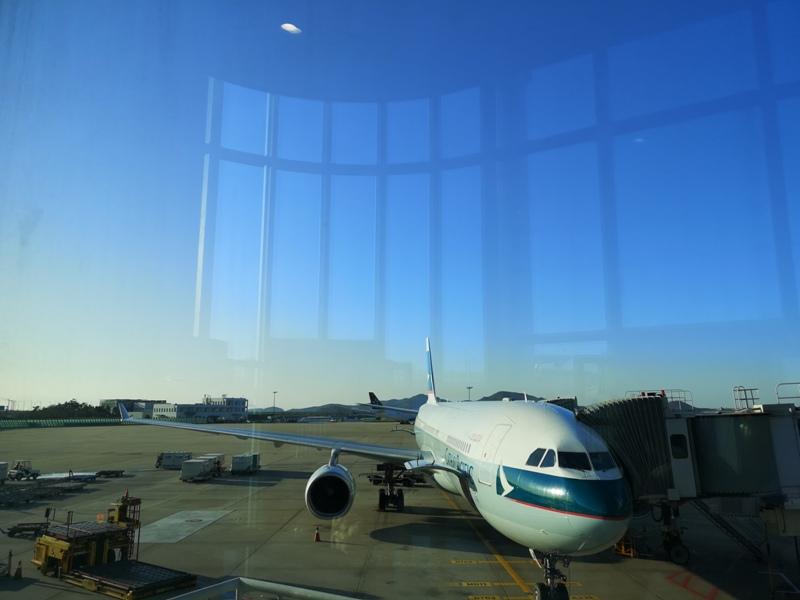 flycx42001 201911首爾的冬天有點冷 里程換票 感謝國泰贊助