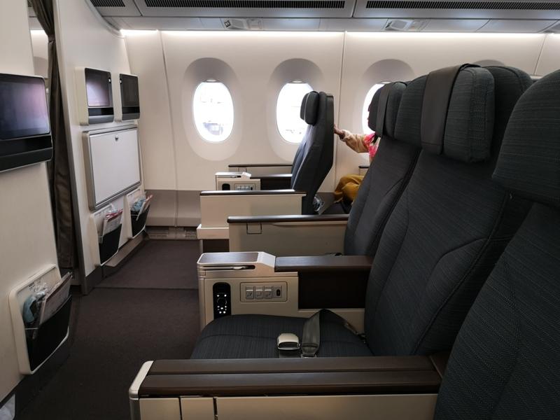 flycx42006 201911首爾的冬天有點冷 里程換票 感謝國泰贊助