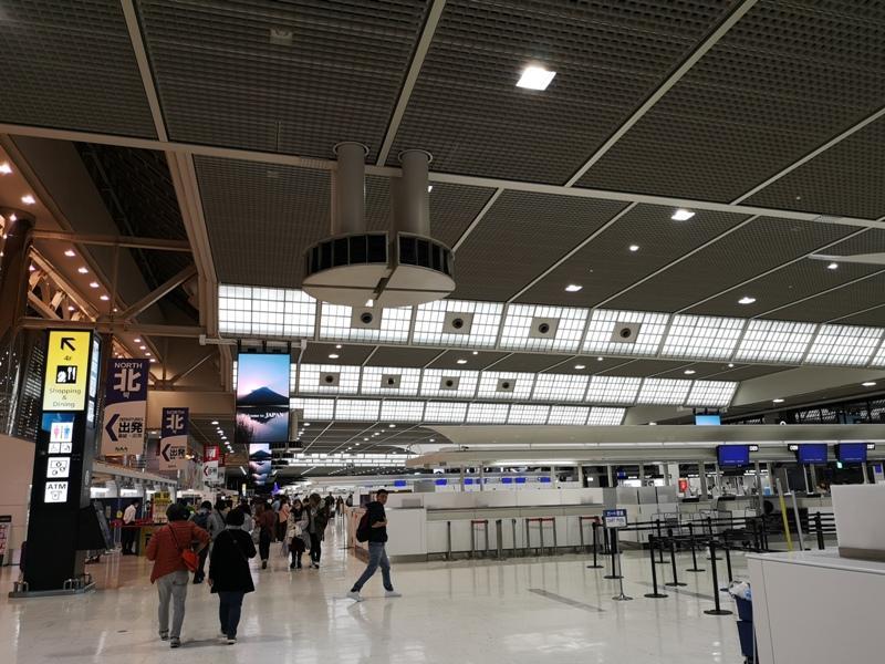 flyingnrt12 201912松山羽田成田桃園 年末東京小出差