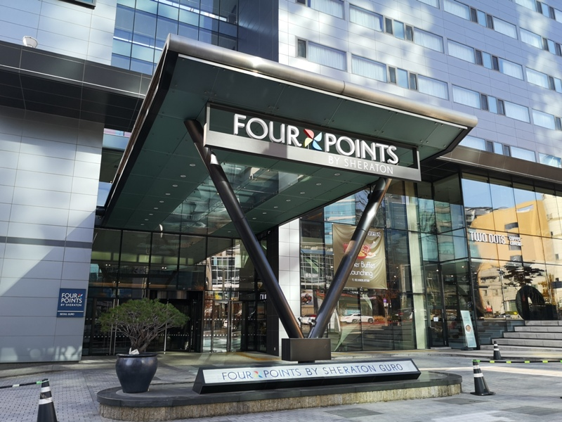 fourpointsguro01 Seoul-Four Points by Sheraton, Guro簡單平實首爾九老福朋