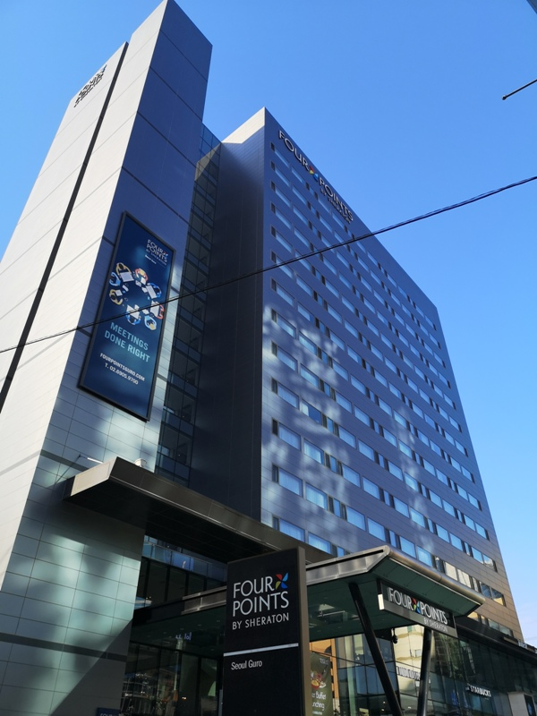 fourpointsguro02 Seoul-Four Points by Sheraton, Guro簡單平實首爾九老福朋