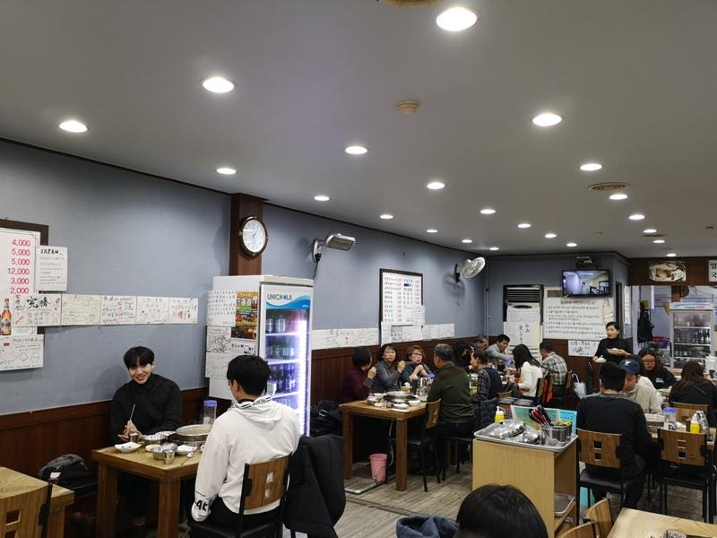 onechicken07 Seoul-首爾공릉 닭한마리孔陵一隻雞(東大門店) 冷冷的天熱熱的鍋 好好吃的雞料理