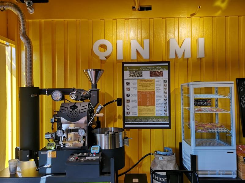 qinmi04 八德-咖啡沁蜜 不經意發現的咖啡好店
