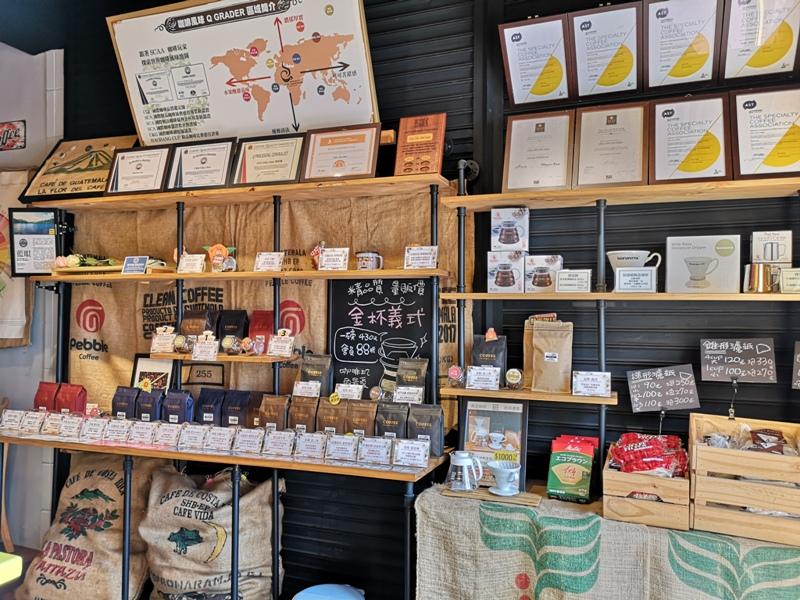 qinmi05 八德-咖啡沁蜜 不經意發現的咖啡好店