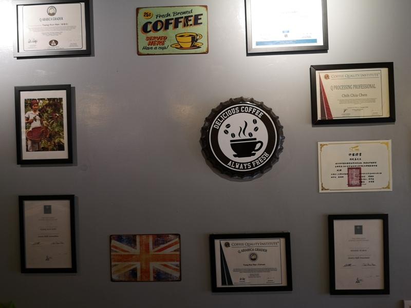 qinmi07 八德-咖啡沁蜜 不經意發現的咖啡好店