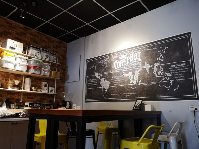 qinmi08 八德-咖啡沁蜜 不經意發現的咖啡好店