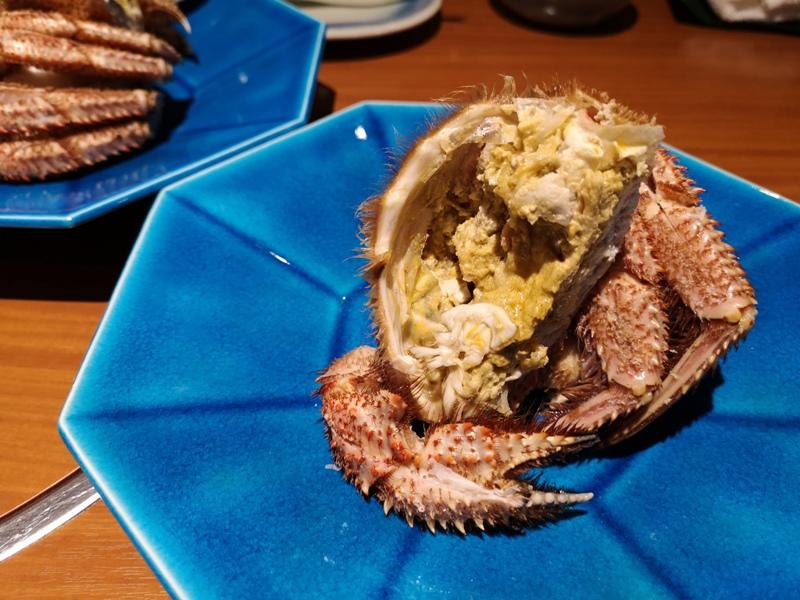 seryna06 Roppongi-瀨里奈 螃蟹和牛 清爽湯頭好好吃