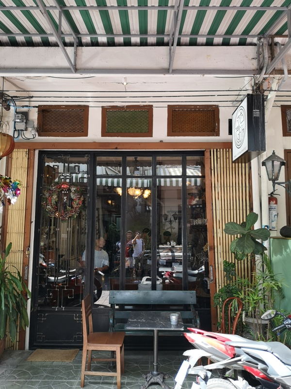 Hatiencafe01 Bangkok-Ha Tien Cafe曼谷臥佛寺旁 復古華麗的咖啡館