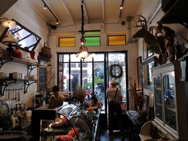 Hatiencafe05 Bangkok-Ha Tien Cafe曼谷臥佛寺旁 復古華麗的咖啡館