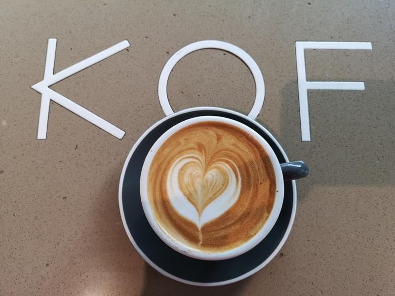 KOF13 Bangkok-甜筒拿鐵創意十足 小而美曼谷KOF Thonglor
