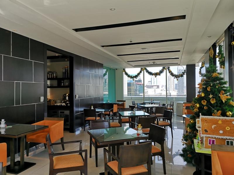 courtyardbangkok19 Bangkok-Courtyard by Marriott曼谷萬怡簡單平實交通方便