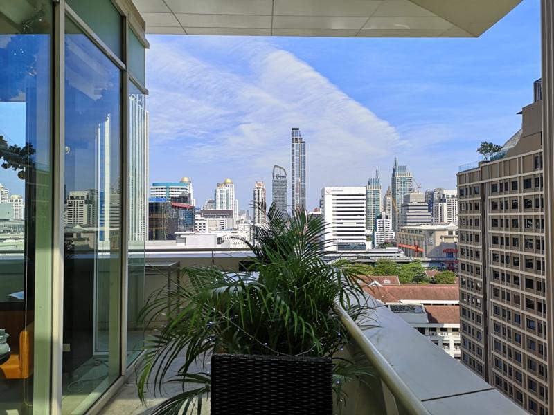 courtyardbangkok20 Bangkok-Courtyard by Marriott曼谷萬怡簡單平實交通方便