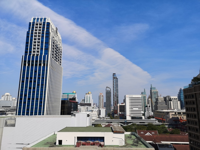 courtyardbangkok21 Bangkok-Courtyard by Marriott曼谷萬怡簡單平實交通方便