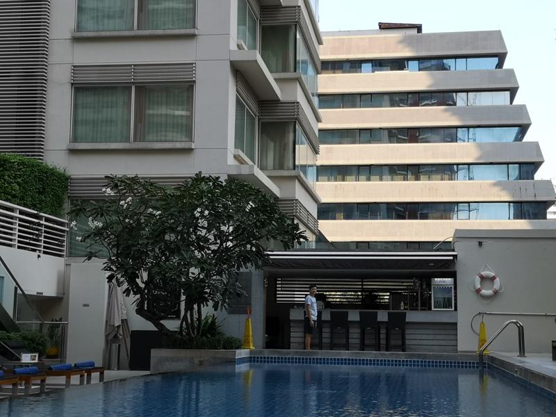 courtyardbangkok27 Bangkok-Courtyard by Marriott曼谷萬怡簡單平實交通方便