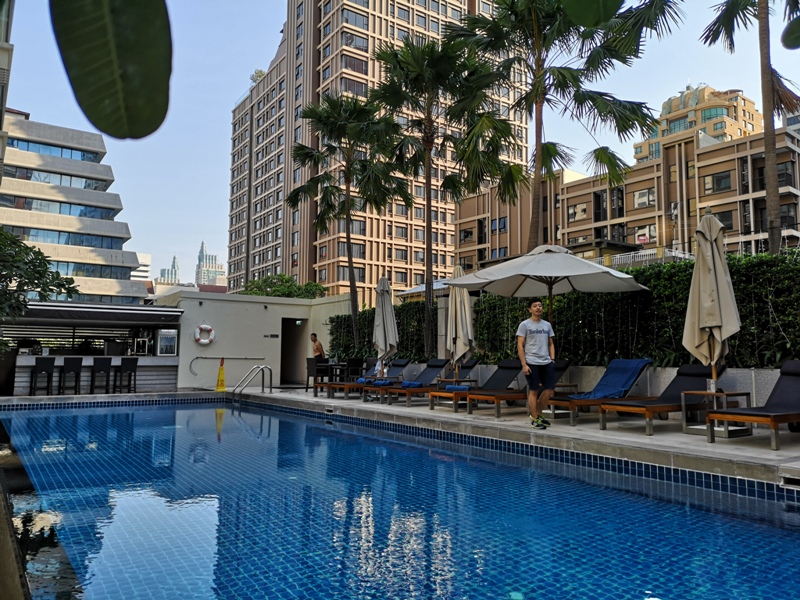 courtyardbangkok28 Bangkok-Courtyard by Marriott曼谷萬怡簡單平實交通方便