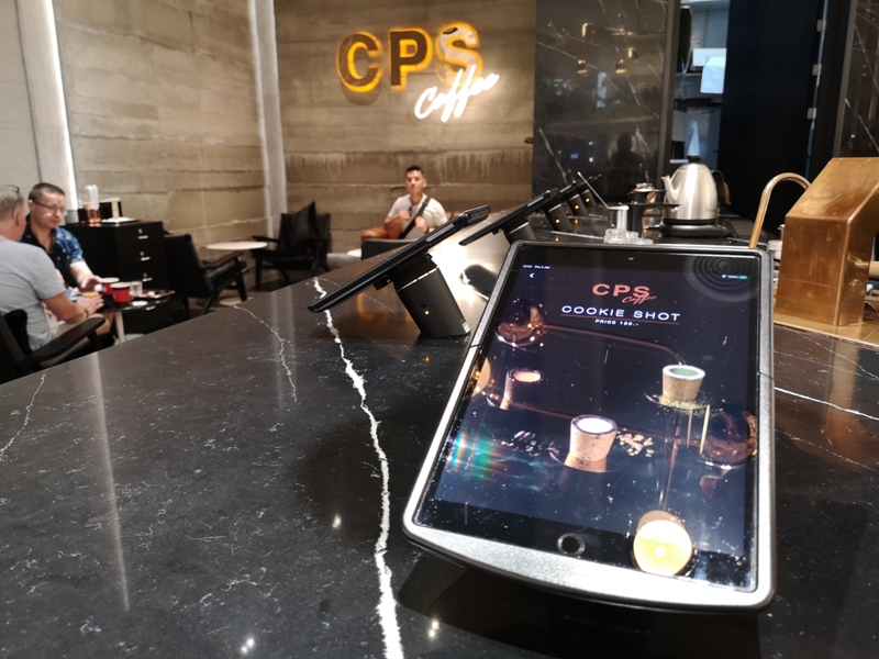 cpscoffee09 Bangkok-CPS Coffee 華麗時尚精品咖啡館 at ICONSIAM