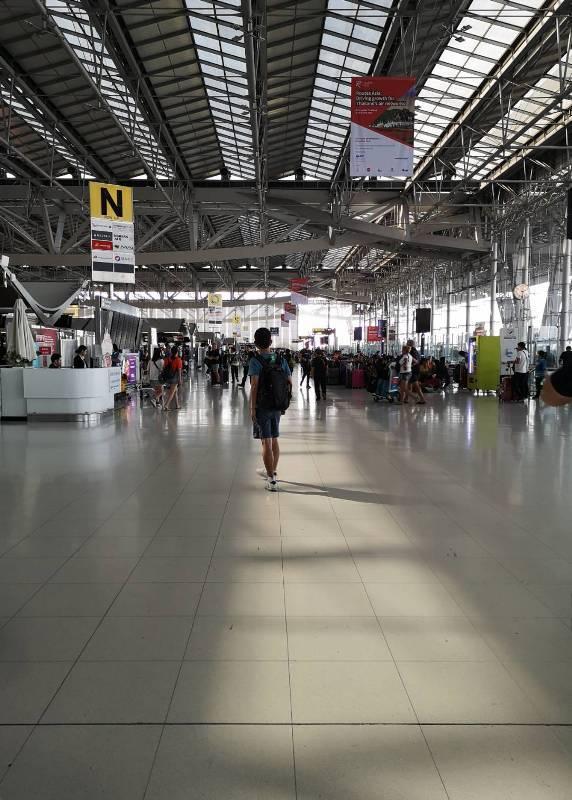flybkkbr16 201912曼谷跨年殺時間 BY夏娃航空