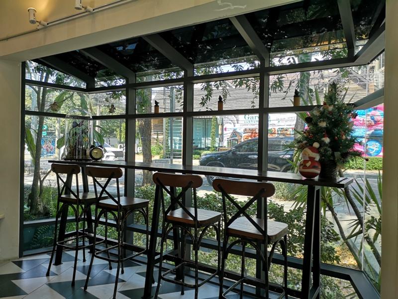 laff2806 Bangkok-曼谷LAFF Cafe室內花園 如溫室般的舒適美好