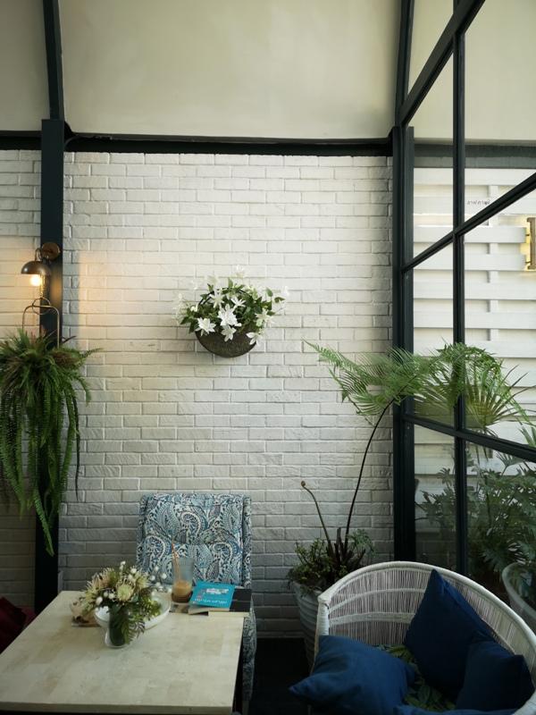 laff2817 Bangkok-曼谷LAFF Cafe室內花園 如溫室般的舒適美好