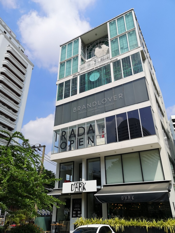 organikahouse02 Bangkok-Organika House (Spa & Cafe)純白青綠無敵浪漫 曼谷網美咖啡館