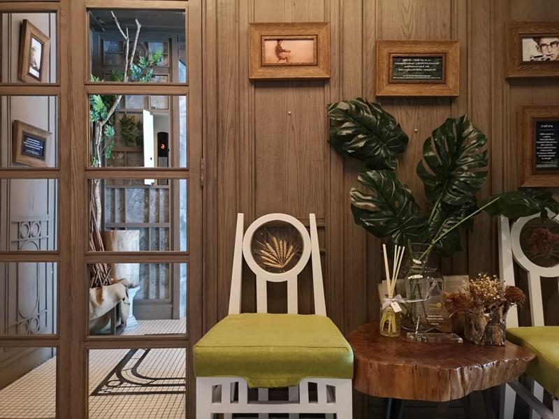 organikahouse03 Bangkok-Organika House (Spa & Cafe)純白青綠無敵浪漫 曼谷網美咖啡館