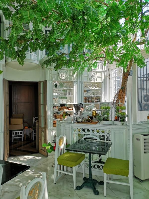 organikahouse06 Bangkok-Organika House (Spa & Cafe)純白青綠無敵浪漫 曼谷網美咖啡館