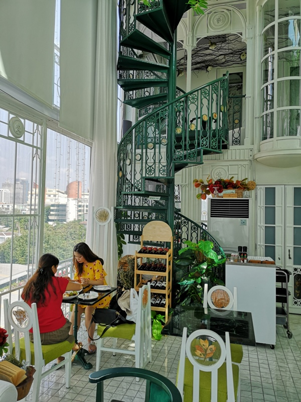 organikahouse14 Bangkok-Organika House (Spa & Cafe)純白青綠無敵浪漫 曼谷網美咖啡館