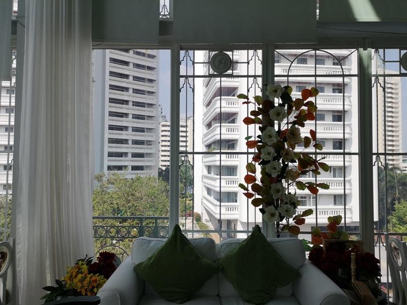 organikahouse20 Bangkok-Organika House (Spa & Cafe)純白青綠無敵浪漫 曼谷網美咖啡館