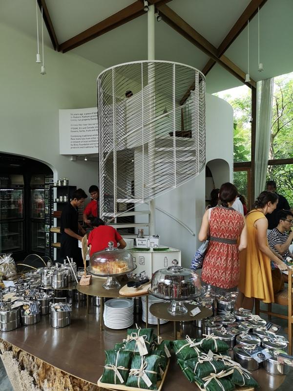 patomliving09 Bangkok-鬧區中小森林Patom Organic Living玻璃屋吸睛好拍 假日市集熱鬧好逛