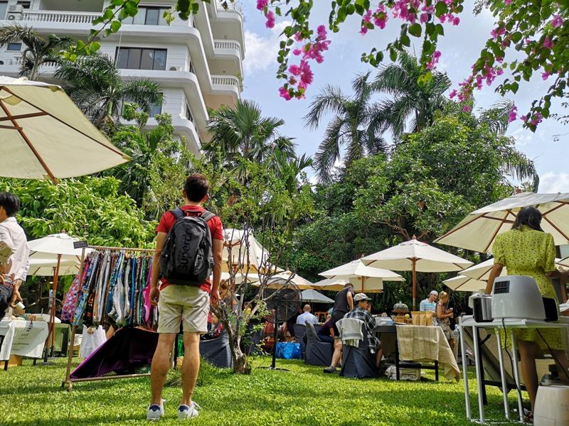 patomliving37 Bangkok-鬧區中小森林Patom Organic Living玻璃屋吸睛好拍 假日市集熱鬧好逛
