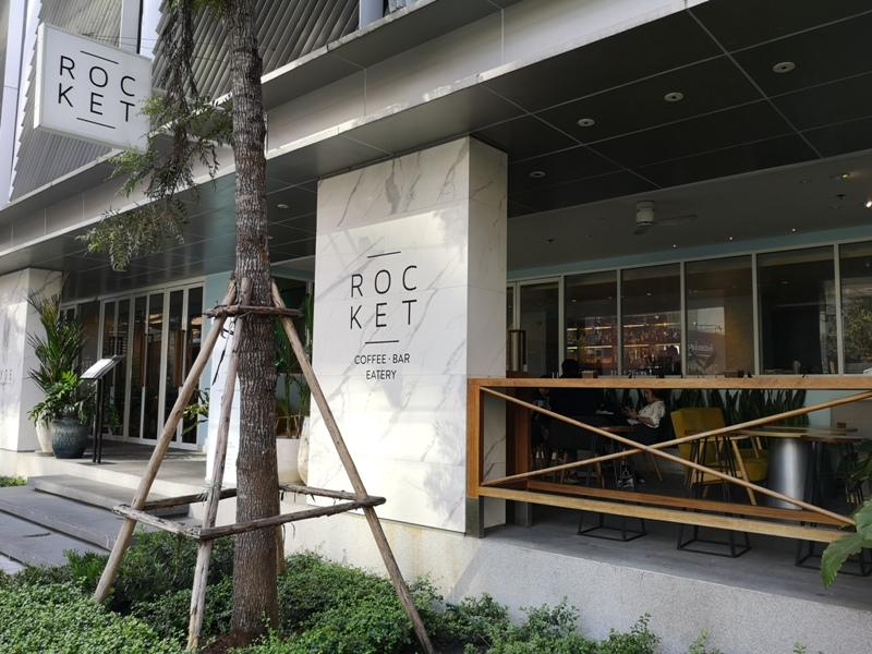 rocketcoffeebar02 Bangkok-Rocket Coffeebar夜晚熱鬧下午悠閒的咖啡館在Sukhumvit Soi 11