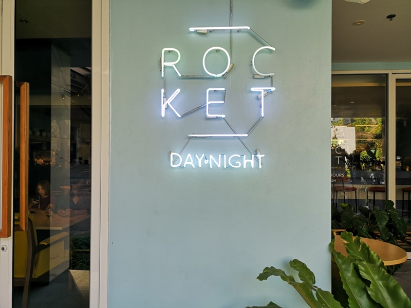 rocketcoffeebar03 Bangkok-Rocket Coffeebar夜晚熱鬧下午悠閒的咖啡館在Sukhumvit Soi 11