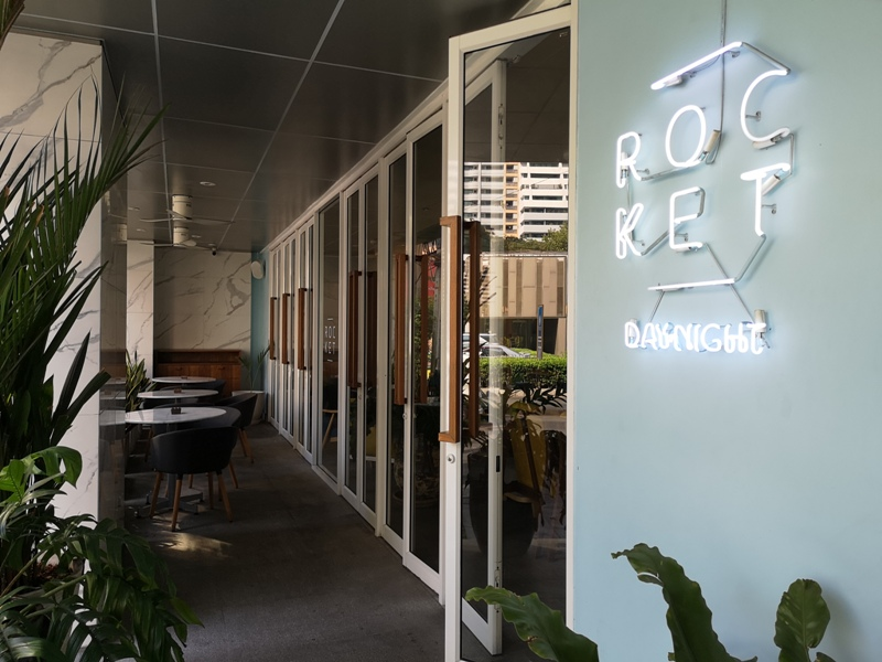 rocketcoffeebar05 Bangkok-Rocket Coffeebar夜晚熱鬧下午悠閒的咖啡館在Sukhumvit Soi 11