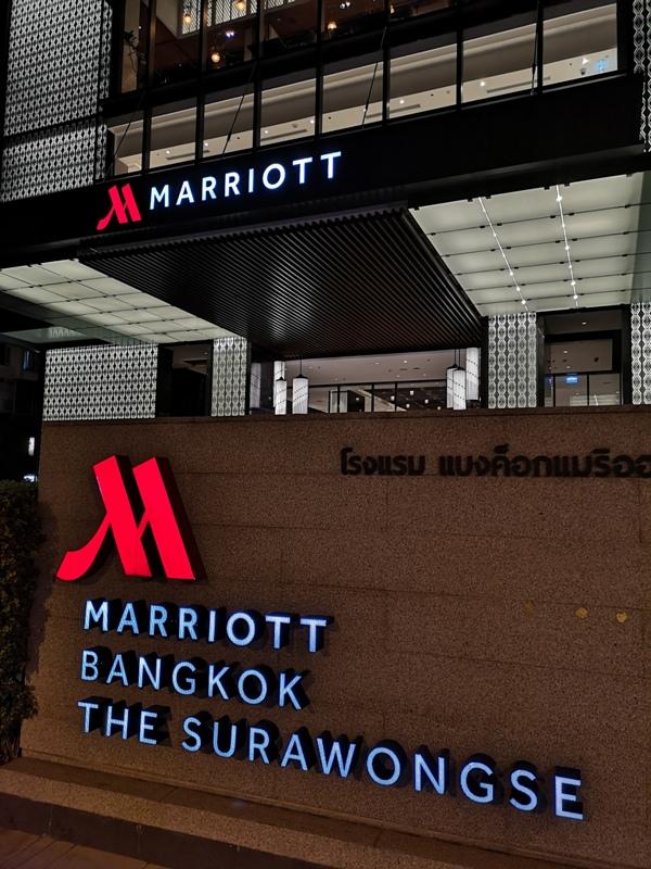 surawongse1 Bangkok-曼谷Marriott Hotel The Surawongse太超值...完美住宿大套房網美游池